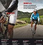 Sena Kamera- und Bluetooth-Kommunikationssysteme für den Outdoor-Sport PDF