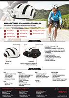 Sena X1 und X1 Pro Fahrradhelm mit integriertem Bluetooth und QHD-Kamera
